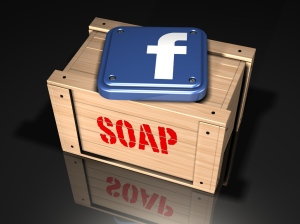 Facebook Soap Box