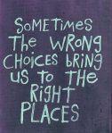 The Choice.